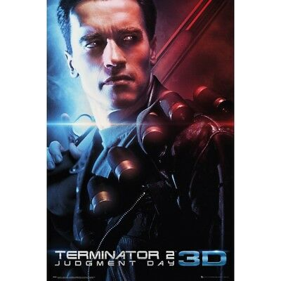 GB eye Terminator 2, 3D One Sheet, Maxi Poster, 61 x 91.5 cm