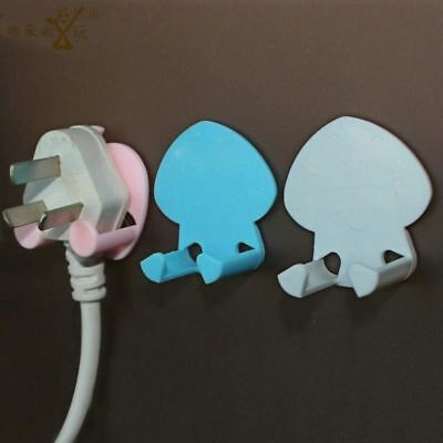 10pcs/Lot Baby Electrical Safety Plug Hook Security Safety Plug Hang Up Protecti