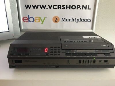 Philips VR2840 Stereo Rare Video2000 VCC V2000 Speed Control XL Normal