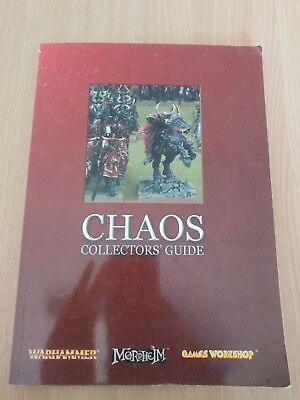 Warhammer Chaos Collectors Guide 2004 Games Workshop Guide