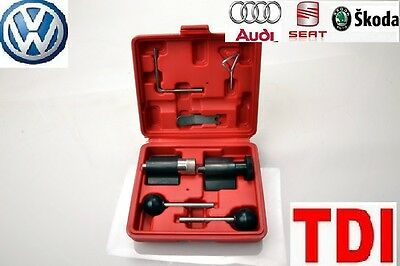 VW Golf 5 6 Audi Timing Tool Set Kit VAG 1.6 2.0 TDi CR Blue Motion Common Rail