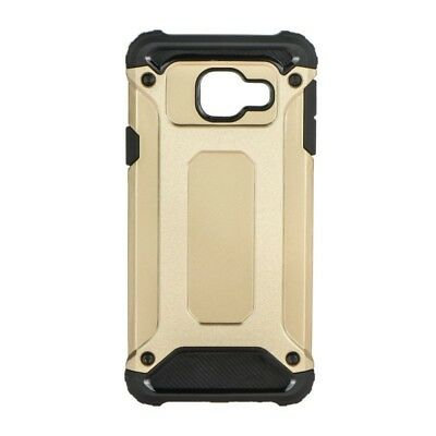 Funda Original Forcell Armor ShockProof Antigolpes Samsung Galaxy J7 2017 Dorado
