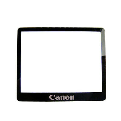Outer LCD Screen Display Window Glass Part+Tape For Canon EOS 5D Camera Repair