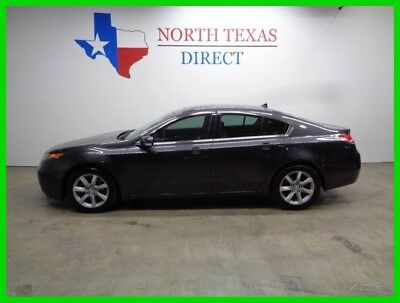 2012 Acura TL GPS Navigation Back Up Camera Leather Heated Seats 2012 GPS Navigation Back Up Camera Leather Heated Seats Used 3.5L V6 24V Sedan