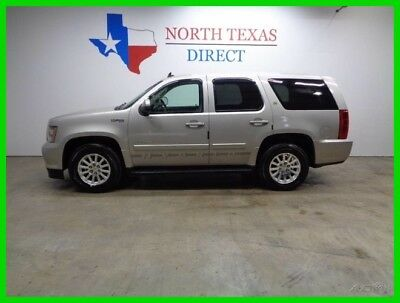 2008 Chevrolet Tahoe GPS Navigation Leather Heated Seats Sunroof 2008 GPS Navigation Leather Heated Seats Sunroof Used 6L V8 16V Automatic SUV