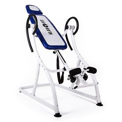 Klarfit Relax Pro Inversion Table Training Relaxing Aid Back Pain Sufferers