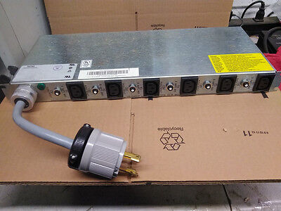 IBM PDU Assembly 8 Outlet Power Distribution 00P2200
