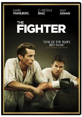 The Fighter DVD WAHLBERG BALE ADAMS NEW SEALED FREE SHIPPING