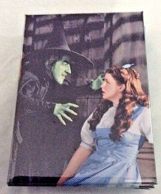 Wizard Of Oz Wicked Witch Of The West Dorothy Photo Quality Magnet