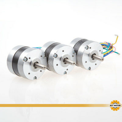 MOTORE ACT GmbH 1pc 57bl02 Brushless Motore DC 24v 2.3a 3000rpm 34w BLDC