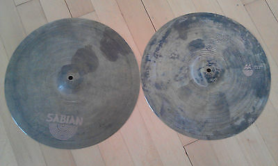 Sabian Big & Ugly AA Apollo 16'' Hi-Hats