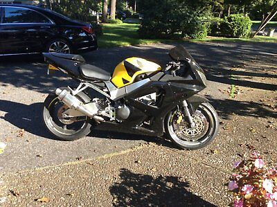 2001 Honda Other  honda 929 RR motorcycle
