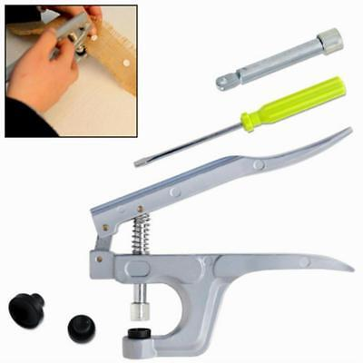 Metal Pliers Press Snap Metal Snaps Tools Buttons Fastener Setter Button Machine