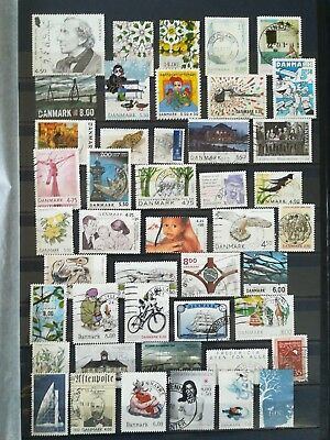 Lot de timbres du Danemark /Stamps from Denmark