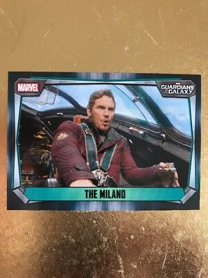 Hero Attax 2017 Marvel Missions-#136 The Milano