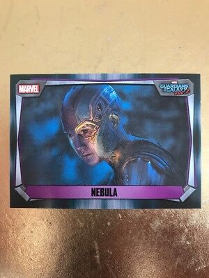 Hero Attax 2017 Marvel Missions-#194  Nebula