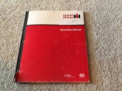 Case International Harvester 284 Gas Tractor Operators Manual