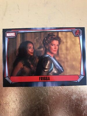 Hero Attax 2017 Marvel Missions-#81  Frigga