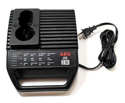 AEG Accu 2000 Battery Charger Unit