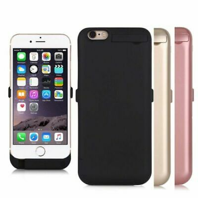 7500mAh Battery Case Power Bank External Charger Cover For iPhone 7 Plus &6 Plus