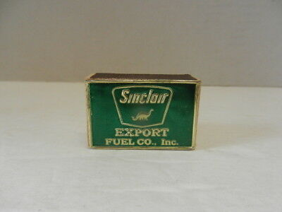 Box of Wood Matches Sinclair Export Fuel Co.