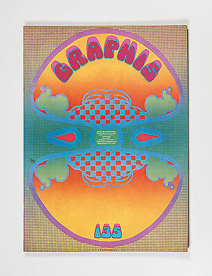 GRAPHIS MAGAZINE No135 1968 International Journal of Graphic Art and Applied Art