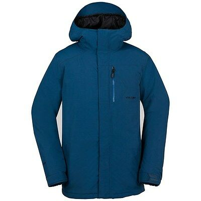 2017 Mens Volcom L Insulated Gore-Tex Jacket Size Small