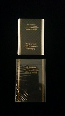 Lions Den playing cards. Ellusionist. Rare. Sealed. New. Daniel Madison. New
