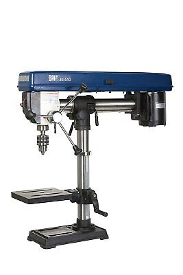 Rikon 30-140 34in. 1/3HP Radial Benchtop Drill Press