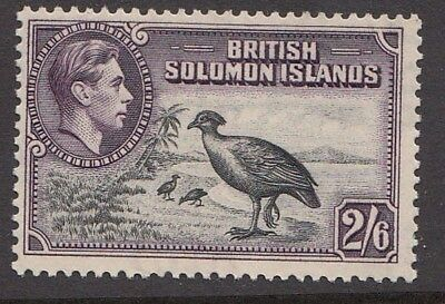 STAMPS SOLOMON ISLANDS 1939 2s6 SG70 MNH
