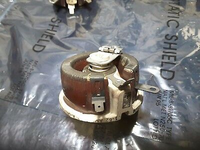 30 OHM Miller Rheostat Type R-100 100 Watt 1.82A NEW OLD STOCK NOS Chipped  $45