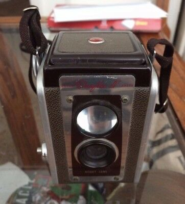 Vintage Kodak 620 film Duaflex IV 4 Box Camera