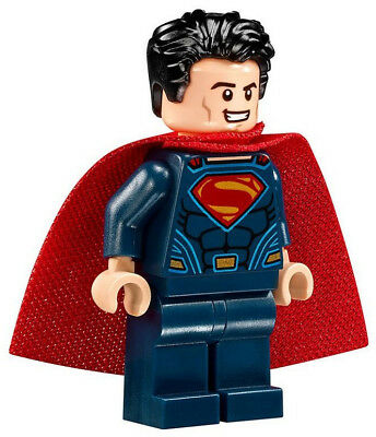 Authentic Lego DC Super Heroes Superman Flying Fox MINIFIG 76087