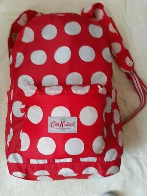Cath Kidson Bag Backpack Rucksack