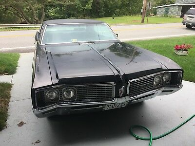 1968 Buick Electra Limited 1968 buick electra