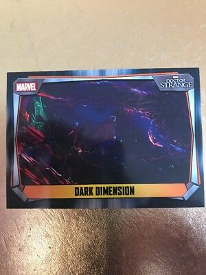 Hero Attax 2017 Marvel Missions- #213 Dark Dimension