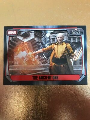 Hero Attax 2017 Marvel Missions- #36 The Ancient One