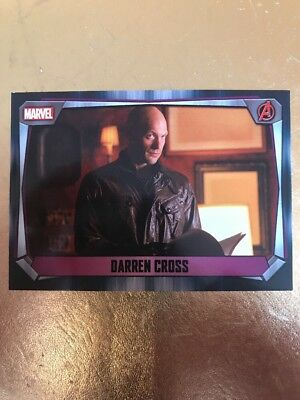 Hero Attax 2017 Marvel Missions- #173 Darren Cross