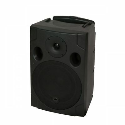 "DAP-Audio PSS-108 MKII 8"" Portable Soundsystem, ABS housing, 1 Wireless.."