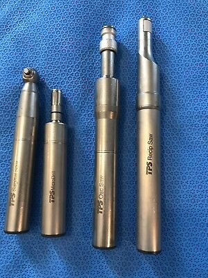 Stryker TPS System Lot Of Four