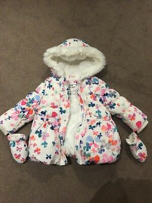 girls coat 12 - 18 Months