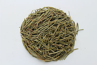 Spruce needles, 30g, organic certified whole needles, UK seller