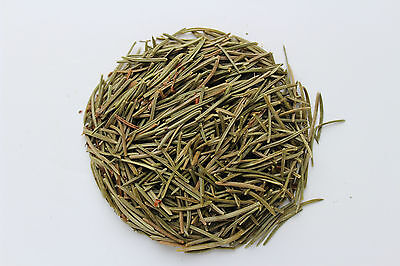Spruce needles, 100g, organic certified whole needles, UK seller