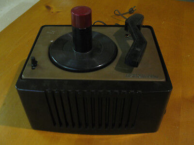 Vintage RCA Victor 45 RPM Record Player Model 45-EY-2
