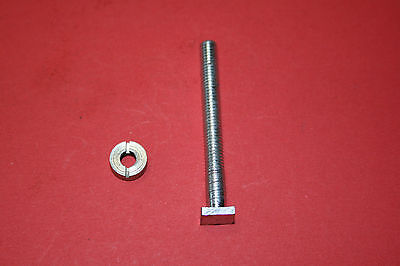 Lucas E3L Dynamo Lu123063 Square Head Fixing Stud With Slotted Nut Triumph