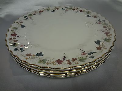 Royal Doulton Canterbury - #H4965 - Set of 4 Dinner Plates