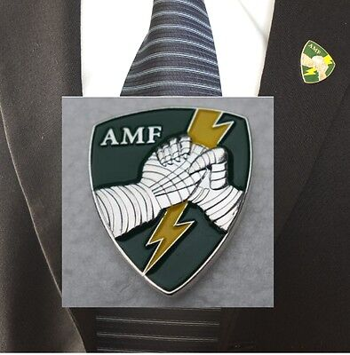 A.C.E Mobile Force 3D Pin Badge. AMF