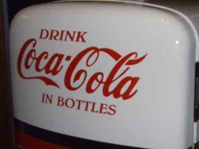 3  Large Red Correct Coca Cola For Your Restoration