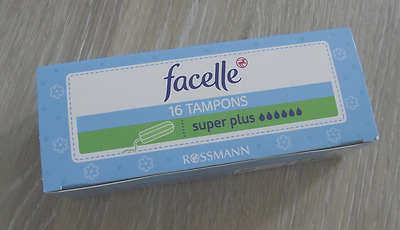 facelle extra plus 16 Tampons NEU