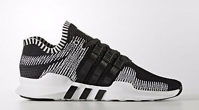 online retailer a7063 1afd1 ADIDAS ORIGINALS MEN'S EQT SUPPORT ADV Primeknit Shoes Black BY9390 b